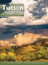 Storm Over Pusch Ridge by Tom Murray